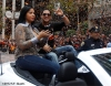 sf giants, san francisco giants, photo, parade, 10/31/2012, gregor blanco