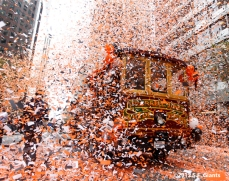Cable Car Confetti