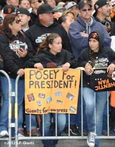 Posey For President