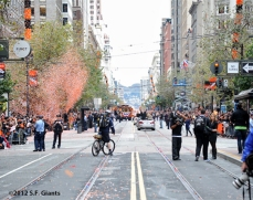 Up Market Street