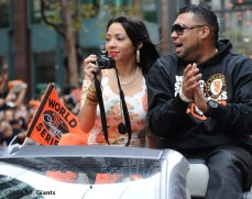 sf giants, san francisoc giants, photo, 10/31/2012, parade, jose mijares