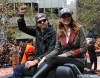 sf giants, san francisco giants, photo, parade, 10/31/2012, barry zito