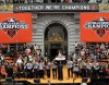 sf giants, san francisco giants, photo, parade, 10/31/2012, Beach Blanket Babylon
