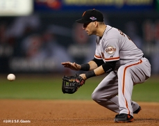 sf giants, san francisco giants, photo, 10/19/2012, nlcs game 5, marco scutaro