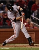 sf giants, san francisco giants, photo, 10/19/2012, nlcs game 5, buster posey