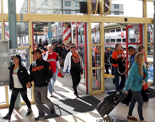 San Francisco Giants, S.F. Giants, photo, 2012, World Series, Fans