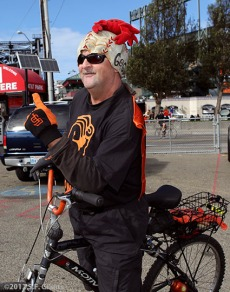 San Francisco Giants, S.F. Giants, photo, 2012, World Series, Fan
