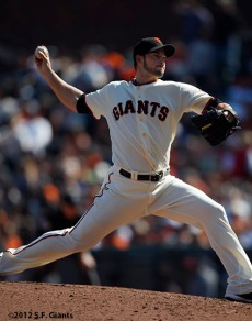 San Francisco Giants, S.F. Giants, photo, 2012, George Kontos