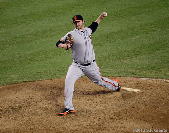 San Francisco Giants, S.F. Giants, photo, 2012, Dan Runzler