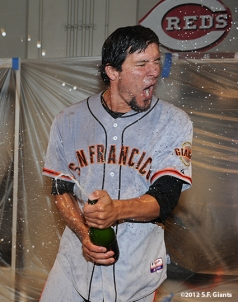 sf giants, nlds, game 5, 2012, photo, javier lopez