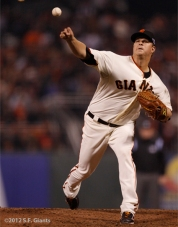 sf giants, nlcs, game 7, 2012, matt cain
