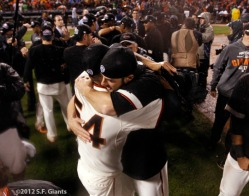 sf giants, nlcs, game 7, 2012, photo,