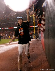 tim lincecum, sf giants, nlcs, game 7, 2012, photo,