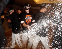buster posey, sf giants, nlcs, game 7, 2012, photo,