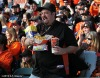 San Francisco Giants, S.F. Giants, photo, 2013, commercial shoot, Fans