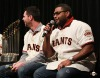 San Francisco Giants, S.F. Giants, photo, 2013, Town Hall, Pablo Sandoval