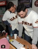 Madison Bumgarner & Brandon Belt