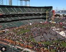 San Francisco Giants, S.F. Giants, photo, 2013, Fan Fest,