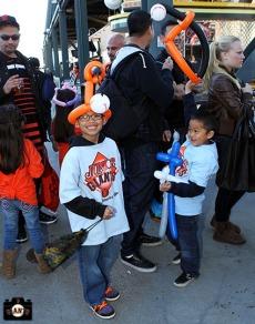 San Francisco Giants, S.F. Giants, photo, 2013, Fan Fest, Jr Giants