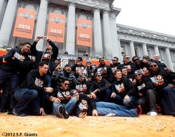 Your 2012 SF Giants