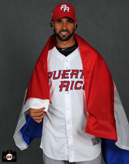 Angel Pagan - Puerto Rico