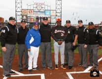 2013 world baseball classic, netherlands, dominican republic, AT&T Park, umpires, bambam meulens, tony pena