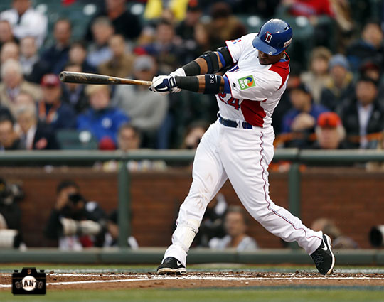 2013 world baseball classic, netherlands, dominican republic, AT&T Park, Robinson Cano