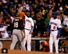 2013 world baseball classic, netherlands, dominican republic, AT&T Park, Jose Reyes