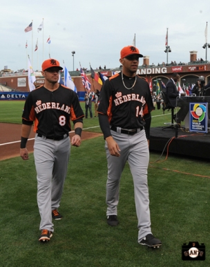 2013 world baseball classic, netherlands, dominican republic, AT&T Park, michael duursma, randolph oduber