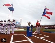 sf giants, tony pena, yadier molina, at&t park, 2013 world baseball classic, puerto rico, finals, dominican republic,