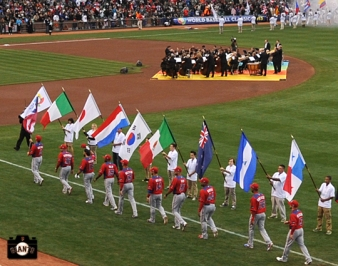 sf giants, at&t park, 2013 world baseball classic, puerto rico, finals, dominican republic,