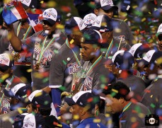 sf giants, at&t park, 2013 world baseball classic, puerto rico, finals, dominican republic, Robinson Cano