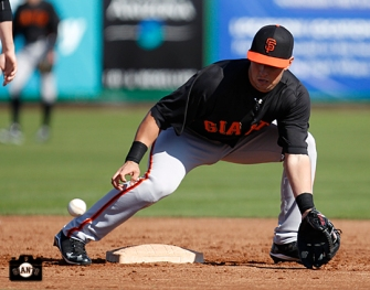 2013 SF Giants, photo, Joe Panik