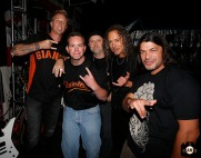 San Francisco Giants, S.F. Giants, photo, 2013, Metallica, Barry Zito
