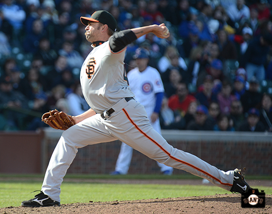 sf giants, april 14, 2013, chicago cubs, photo