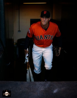 San Francisco Giants, S.F. Giants, photo 2013, Hunter Pence