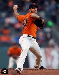 San Francisco Giants, S.F. Giants, photo 2013, Madison Bumgarner