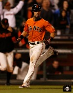San Francisco Giants, S.F. Giants, photo 2013, Andres Torres