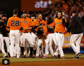 San Francisco Giants, S.F. Giants, photo 2013, Team