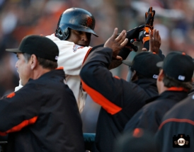 pablo sandoval, april 20, 2013, sf giants, photo,
