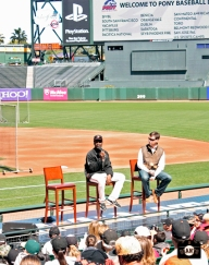 april 20, 2013, sf giants, photo, pony league day