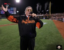 San Francisco Giants, S.F. Giants, photo, Tony Bennett,