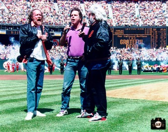 San Francisco Giants, S.F. Giants, photo, 2013, Grateful Dead