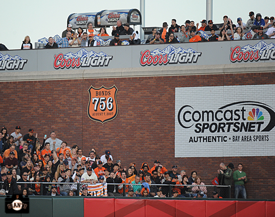 april 3, 2013, sf giants, photo, fans