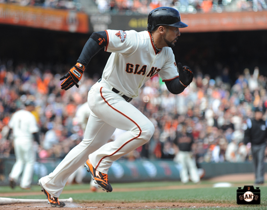 may 8, 2013, sf giants, win, andres torres, photo