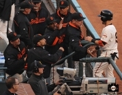 may 9, 2013, sf giants, photo, team, bruce bochy