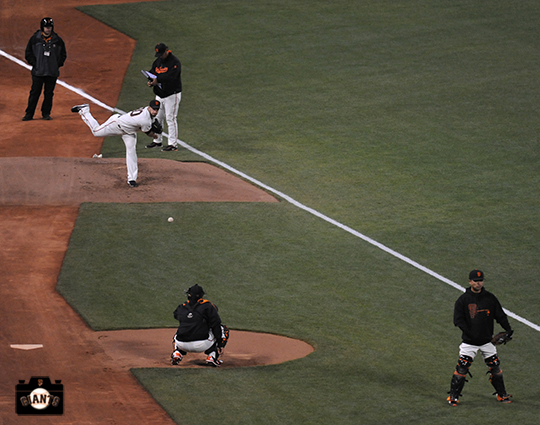 may 9, 2013, sf giants, photo, george kontos, mark gardner, taira uematsu, bill hayes