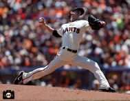 San Francisco Giants, S.F. Giants, photo, 2013, Tim Lincecum
