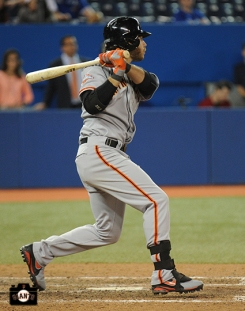 may 15, 2013 sf giants, toronto blue jays, rogers park, photo,