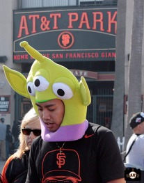 San Francisco Giants, S.F. Giants, photo, 2013, Pixar